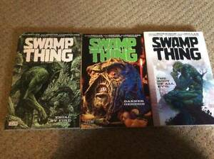 Swamp Thing complete graphic novel collection New Vertigo Horror Margate Redcliffe Area Preview