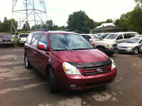 2008 Kia Sedona Safety and E.tested for4995