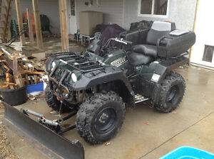 2000 Yamaha grizzly 600