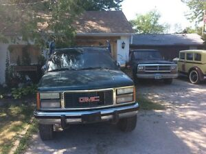 Chevy 4x4 shortbox trucks