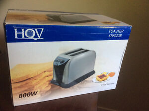 HQV Toaster