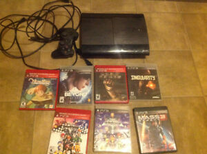 PlayStation 3 500GB Console For Sale