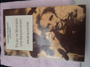 tales of mystery and imagination~by: Edgar Allan Poe