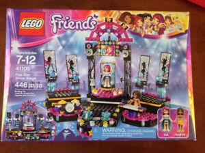 LEGO FRIENDS # 41105 - POP STAR SHOW STAGE