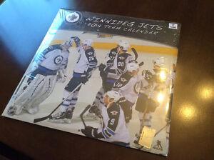 Winnipeg Jets 2014 team calendar