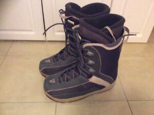Firefly pac snowboard boots size 13 men's great condition.