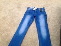 Boys Next super skinny jeans age 12