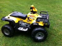 Peg Perego Battery Operated ATV