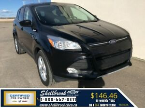 2016 Ford Escape SE-HEATED SEATS, REAR CAM - $146.46BW!
