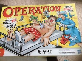 OPERATION GAME IN EXCELLENT CONDITION