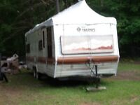 26' Terry  trailer