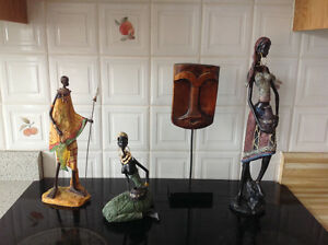 figurines africaines