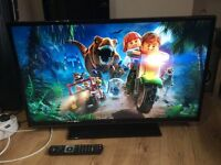 ISIS 39 inch LED Backlit Full HD 1080p TV Freeview