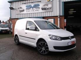2012 62REG VW CADDY 2.0 TDI 140BHP 6 SPEED AIR CON AND SAT NAV SPORTLINE SPEC