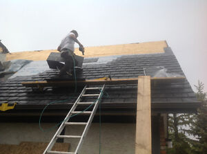 Roof repairs, residential, commercial, flat roofs, best prices Edmonton Edmonton Area image 5