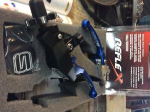 Leviers Reflex Pro pour LTR450 Z400 LTZ250 KFX400