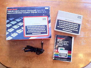 Radio Shack TRS-80 Micro Color Computer Model MC-10