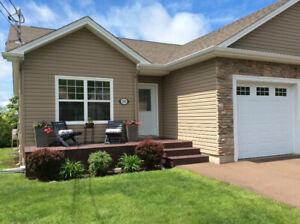 SEMI-DETACHED HOME- 145 McQUEEN ST, SHEDIAC, N.B.