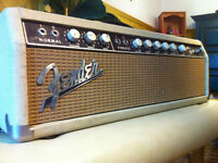 Fender bandmaster brownface blonde 1963