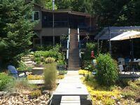 NEW PRiCE-Luxury cottage on Lac Jaune, Namur Qc