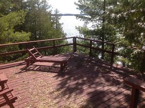 Shebandowan lake Open house sun June 25 1:00-2:30