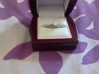 1.03 Carat Solitaire Engagement Ring