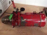 International Harvester B450 starter motor