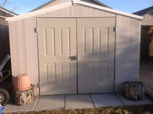 Shed 10X10  (Open to Offers)