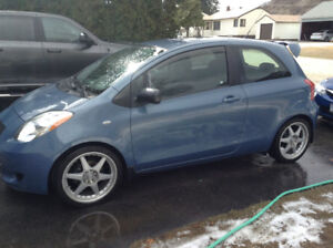 2007 Toyota Yaris Coupe (2 door)