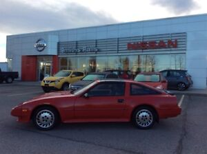 1986 Nissan 300ZX 2Dr Coupe Turbo