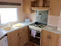 Static Caravan Nr Clacton-on-Sea Essex 2 Bedrooms 6 Berth Atlas Ruby 2003