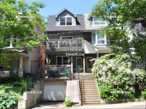 Large 3 Bed, 2-level Loft Style Apartment for RENT!