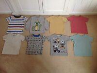 Next boys T-shirts