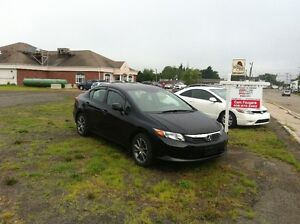 2012 Honda Civic LX  STANDARD Sedan