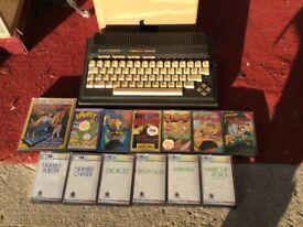 Commodore C16 / Plus 4 & games