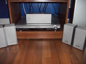 Panasonic 5 Disc DVD Home Theatre