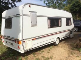 Swift Challenger SE 520 4berth Caravan