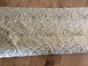 10 yards of upholstery fabric