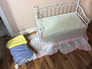 Kids play chair and doll cradle