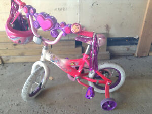 DISNEY HUFFY PRINCESS YOUTH BICYCLE