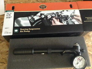 Harley Davidson Pump for Air Ride Suspension.