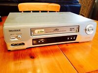 Samsung VHS player - Model SV - 661B - NICAM - PAL