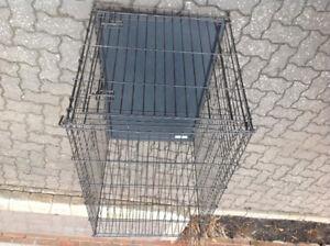 Cage à chiens