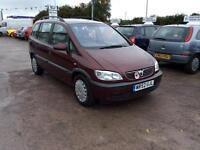 Vauxhall/Opel Zafira 1.6i 16v 2003MY Comfort