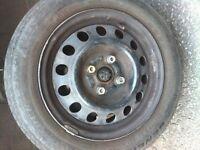 """pneus d'ete 14 """" -4 troux."""