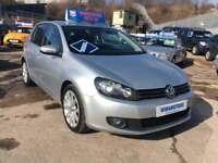 Volkswagen Golf 2.0TDI ( 140ps ) 2010MY GT. **FINANCE THIS CAR***