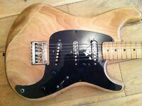 Ibanez Blazer Guitar 1980s Japanese Strat for spares/refret