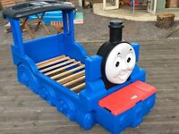 Thomas the tank engine- little tikes toddler bed