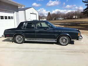 21,800 Original KM - 1986 Oldsmobile Cutlass Brougham