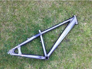Saracen X-ray Pro bike frame
